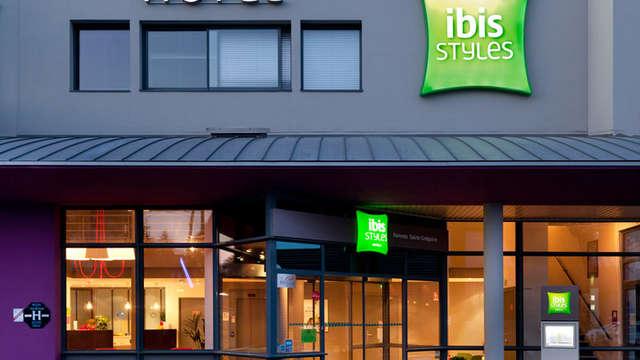 Hôtel Ibis Styles Rennes Saint-Grégoire