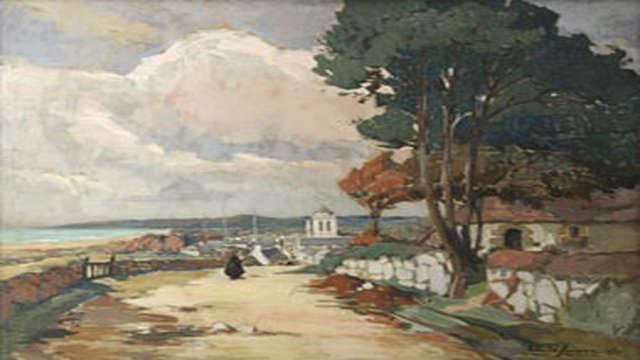 Exposition « Deux peintres en Finistère » (jusqu'au 20 septembre 2020)