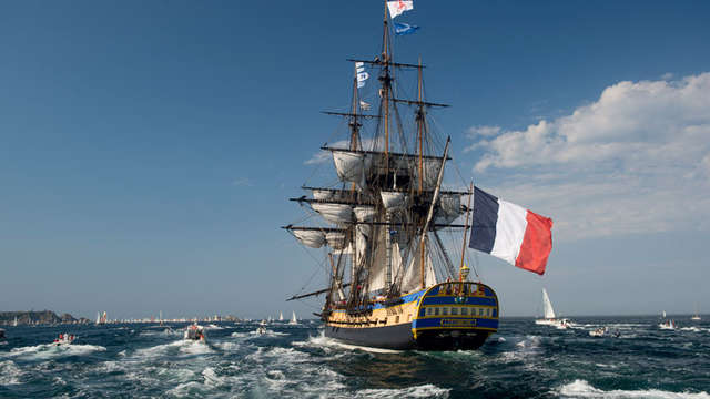 Brest 2020 - Fêtes maritimes internationales