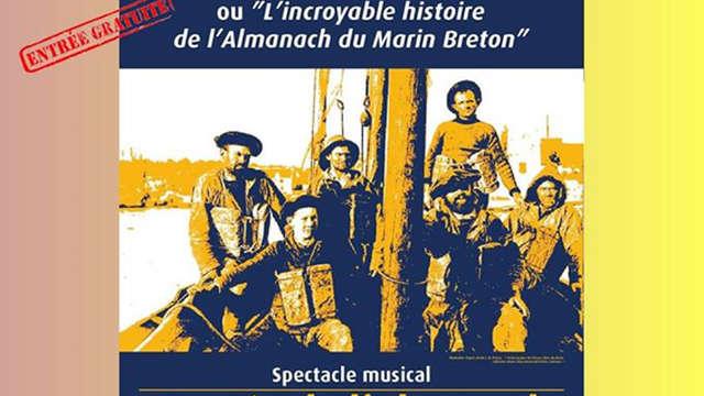 Spectacle musical - Les gâs de l'Almanach