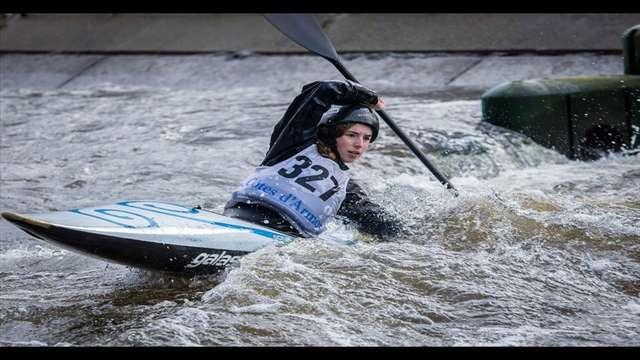 Compétition Nationale de slalom N2