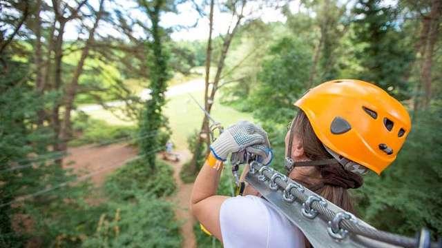 Parc Aventure Forêt Adrénaline