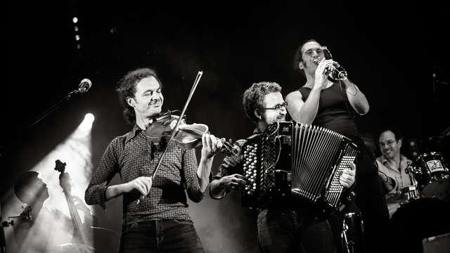 Concert « Kobiz Project »