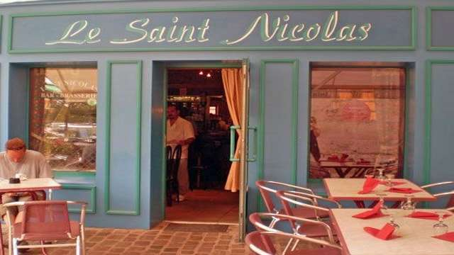 Le Saint-Nicolas