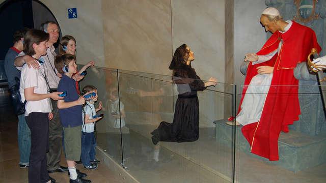 Musée de cire dédié à Sainte Thérèse de Lisieux