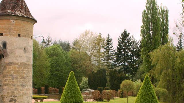 Les jardins du Château de Boutemont à Ouilly-le-Vicomte