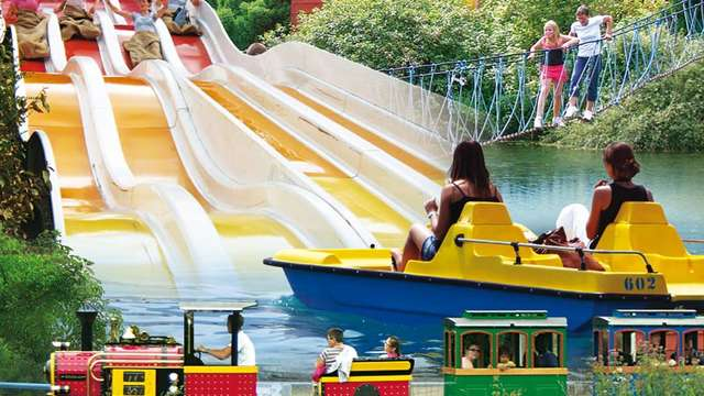 Parc d'attractions Odet Loisirs