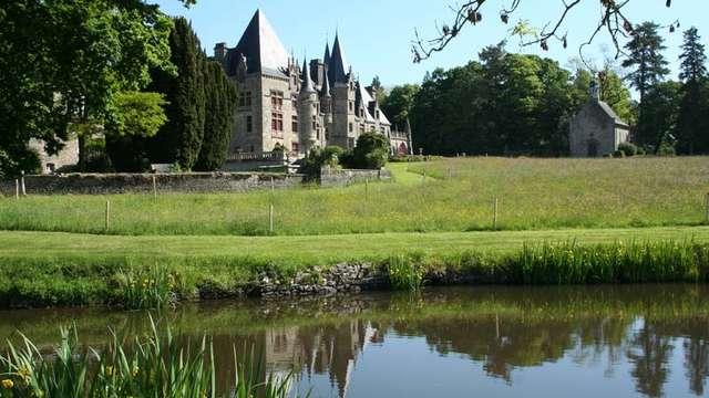 Parc du Château du Bois Cornillé