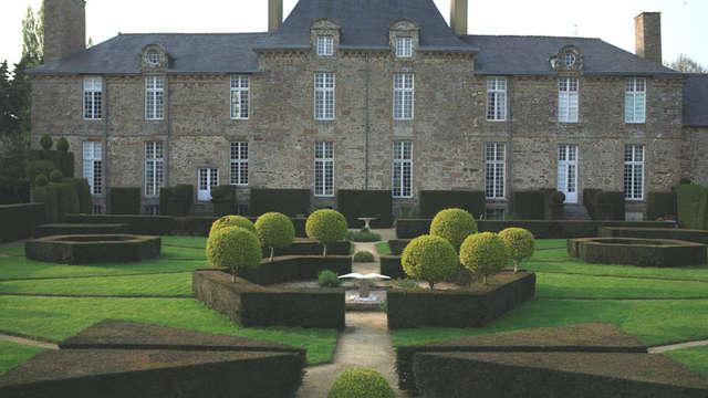 Jardins du Château de la Ballue