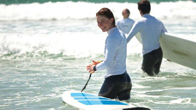 Ecole de Surf Aumaka Surf School