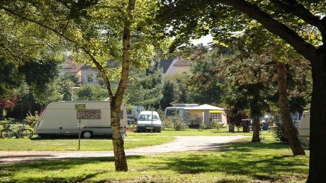 Camping Municipal d'Auxerre
