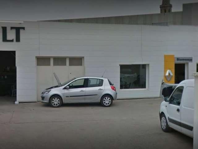 Garage du Bouès