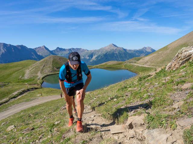 Trail des lacs d'Orcières 23km