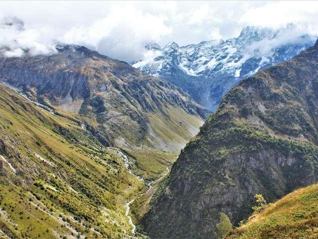 Trail Défi du Gioberney 18km