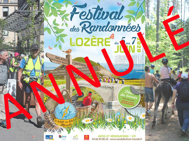 Festival des Randos ! SÉJOUR ANNULÉ