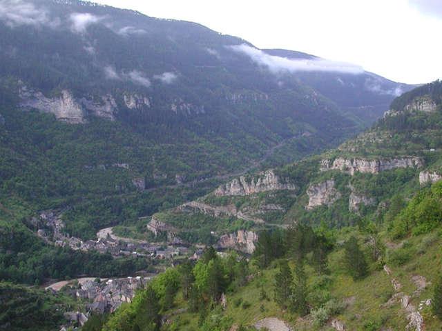 CIRCUIT MOTO N° 15 : CAUSSES & CÉVENNES, PATRIMOINE DE L'UNESCO