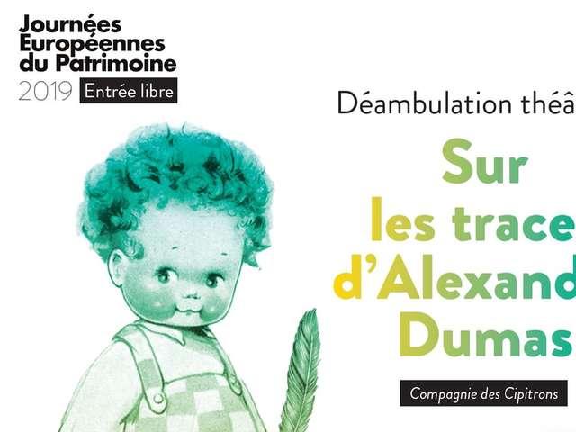 Journées Européennes du Patrimoine 2019 au musée Alexandre Dumas