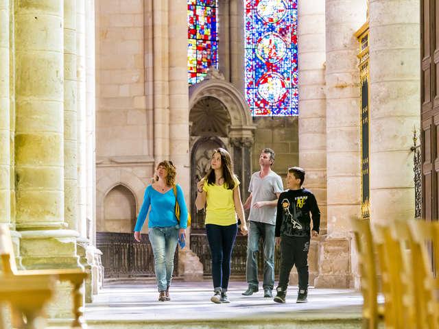 Visites guidées de la cathédrale Saint-Gervais Saint-Protais