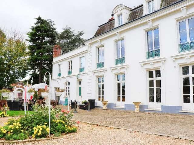 Restaurant du Château de la Marjolaine