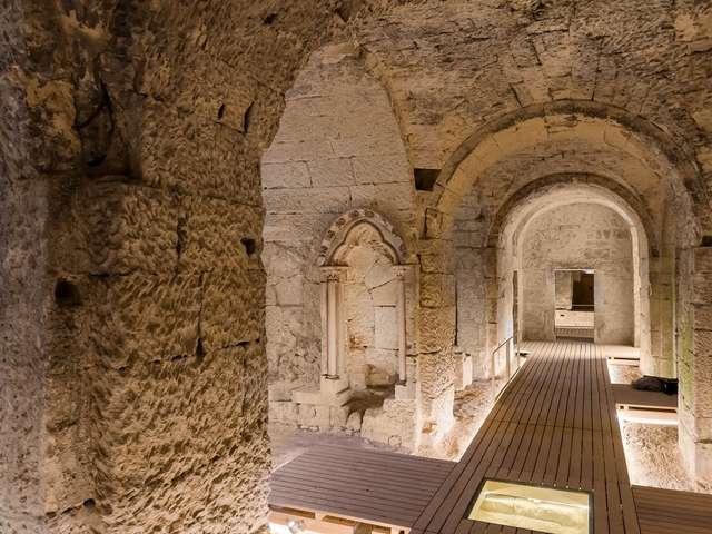 Visites guidées de l'Abbaye Royale Saint-Médard