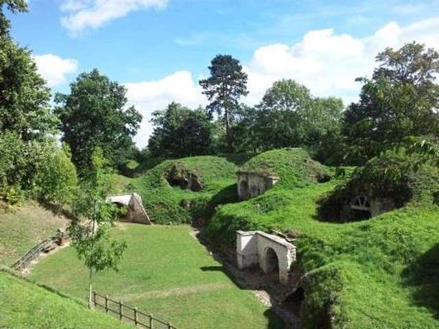 Journées du patrimoine au fort de Condé