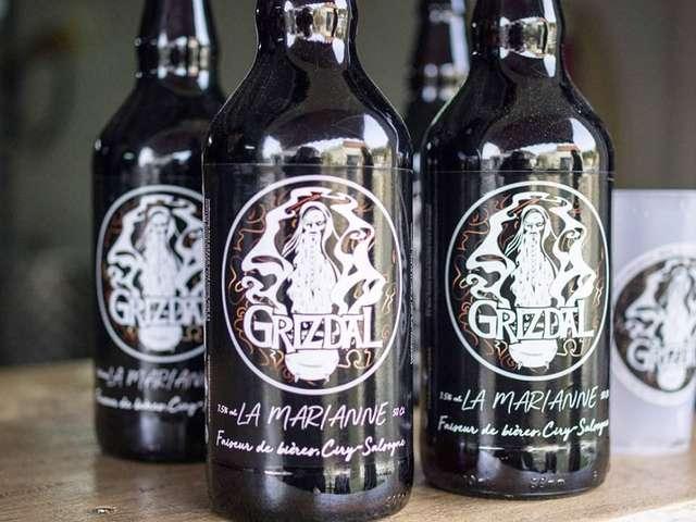 Micro-brasserie Grizdal