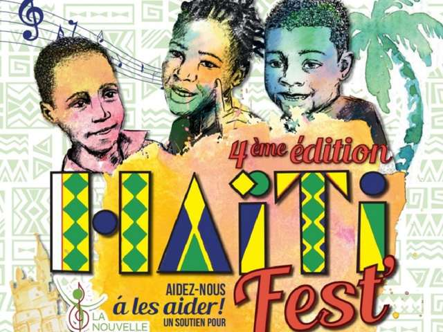 Haiti fest