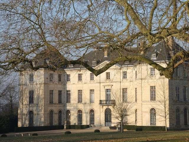 Château et musée du bois de Montgobert