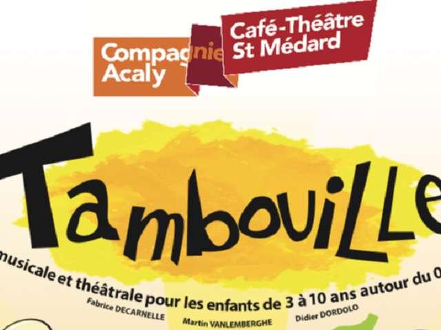 Tambouille - Festiloupiots 9.2