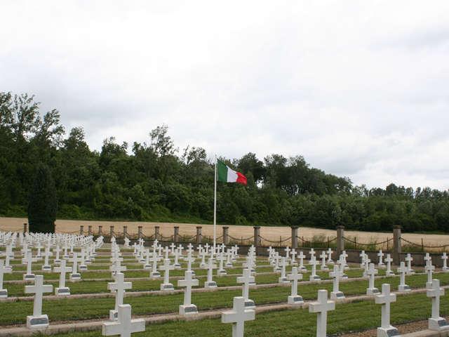 Commémoration historique à Soupir