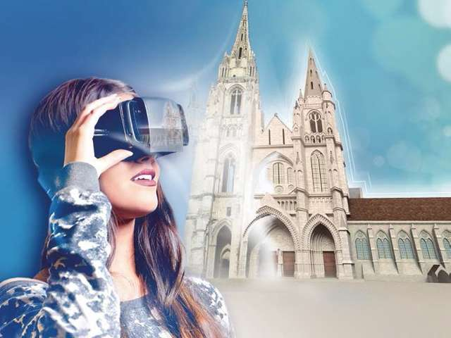 Réalité virtuelle à Saint-Jean-des-Vignes