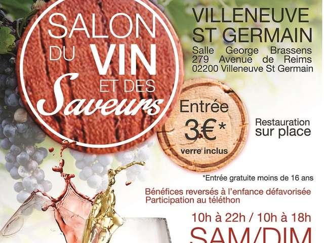 Salon du vin et des saveurs