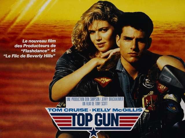 Ciné plein air : Top Gun