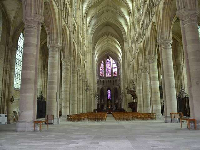 Visite guidée de la cathédrale et montée à la tour