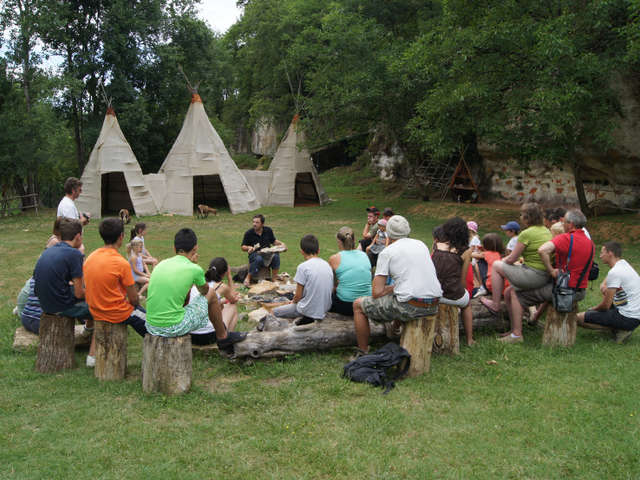 Site préhistorique de Castel-Merle