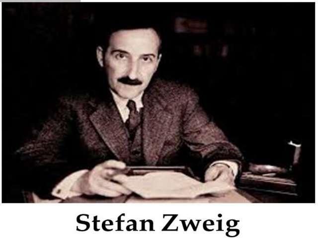 Conférence: Stefan Zweig et la gloire de Vienne en 1900