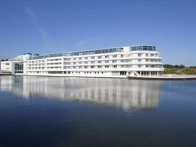 Thalasso Port Crouesty « Miramar La Cigale » – Hôtel ***** & Spa