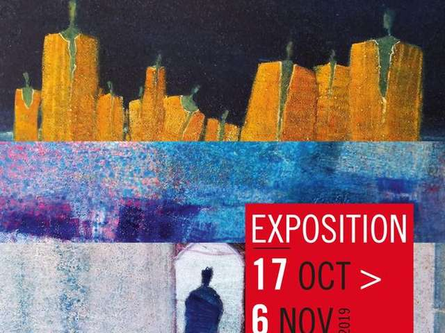 Exposition Dominique Dorié