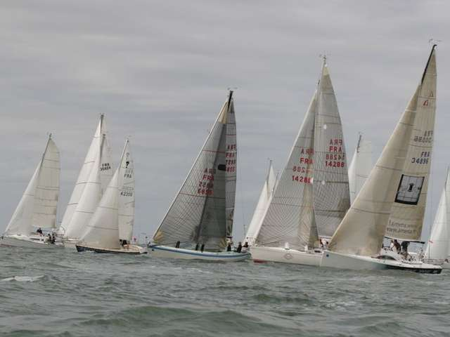 Voile coupe Bru