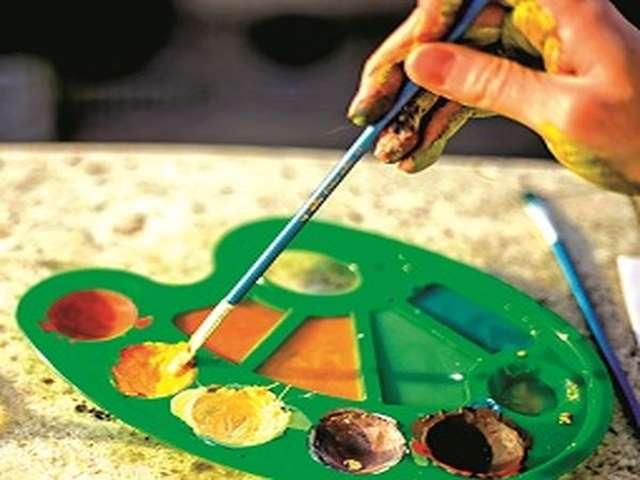 Atelier dessin - peinture