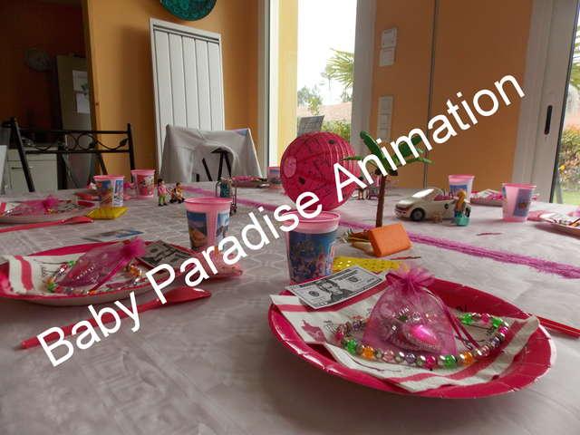 Baby Paradise Animation