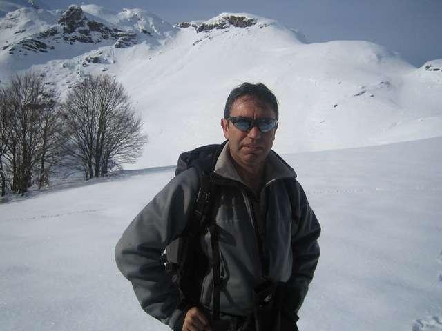 Eric CORNO - Accompagnateur en montagne et de canyoning