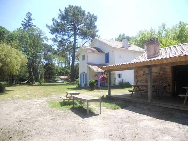 Villa Souvenir - Chambre bleue