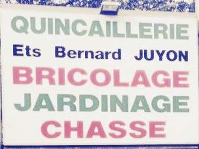 Quincaillerie Juyon Bernard