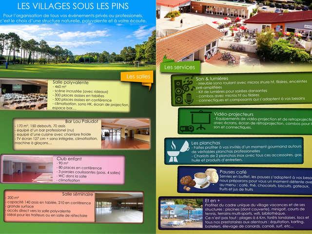 Club sportif et d'animation des Villages sous les Pins