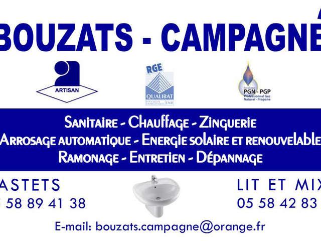 Société Bouzats-Campagné