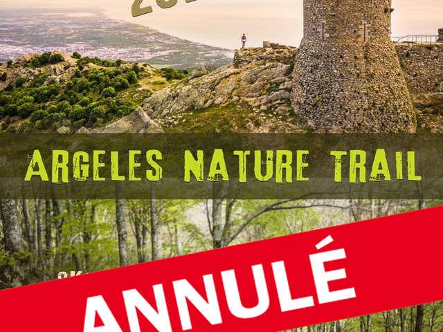 ARGELES NATURE TRAIL - ANNULÉ !