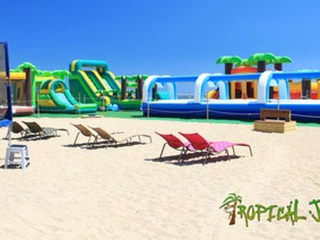 CLUB DE PLAGE TROPICAL JUMP