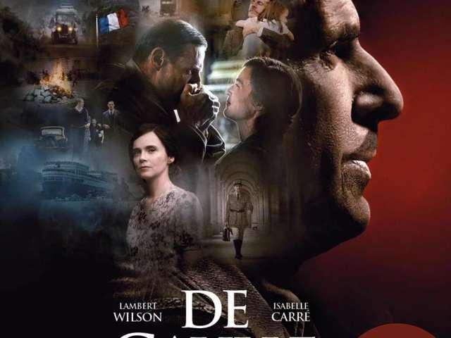 CINEMA SOUS LES ETOILES - DE GAULLE
