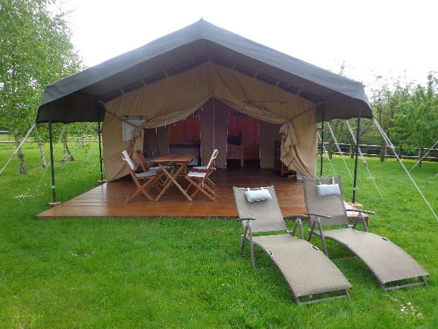GLAMPING LE MANS HOLIDAYS